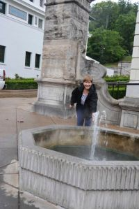 Hot Fountain