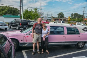 Pink Caddy 1