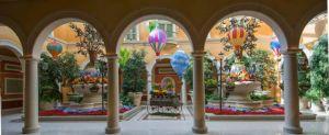 Bellagio Reception
