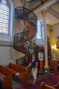 Loretto chapel 1a