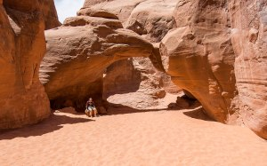Sand Dune Arch 1a
