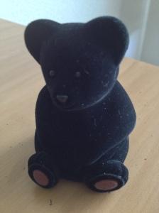 Si's bear!!