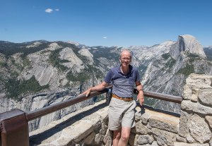 Si at Glacier Point
