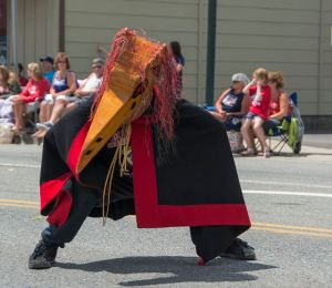 Quileute dance