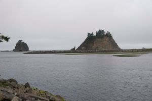 First Beach at La Push