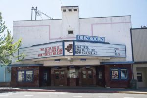 The Lincoln Cinema in Port Angeles