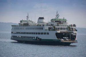 Our ferry - the Walla Walla