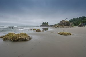 Second Beach, La Push