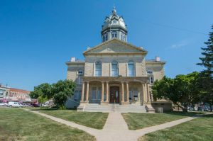 Winterset's Courthouse
