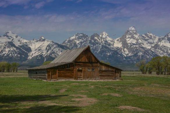 The John Moulton Barn