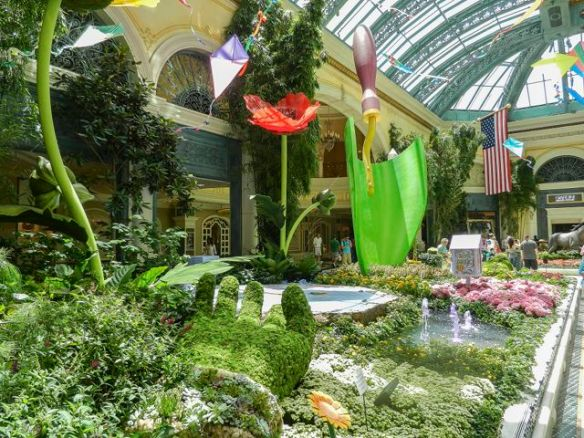 Bellagio Atrium