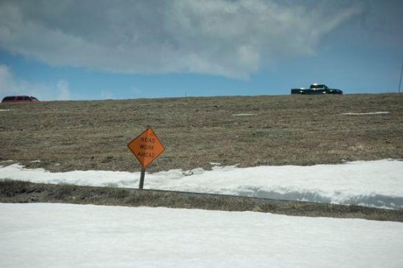 Road Works ahead!