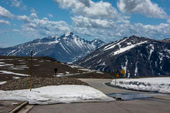 The Trail Ridge Road