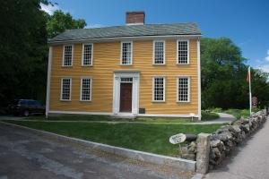 Hancock-Clarke House