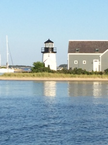 The lighthouse at Hyannis