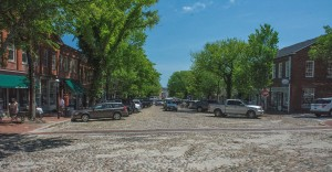 Nantucket's Main Street