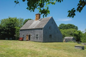 Nantucket's Oldest House