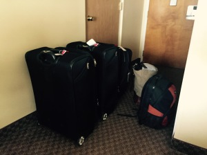 The Luggage 2015
