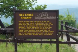 Old Cable Railway
