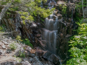 Parkman Mountain Waterfall
