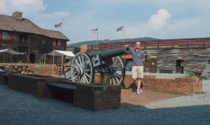 Si at Fort William Henry