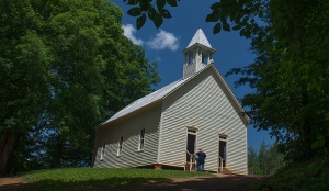 Methodist Church - the original was built in 115 days for $115 in the 1820s. This one replaced it in 1902.