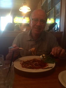 Si and his Beef Tip Linguini copy