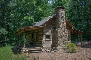 Wood's Cabin Blog