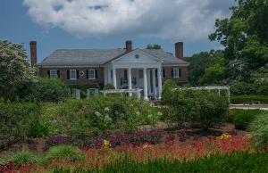 Boone Hall and gardens