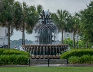 Charleston Fountain