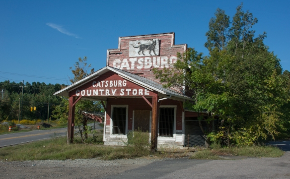 Catsburg store