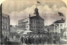 Faneuil Hall and Quincey Market