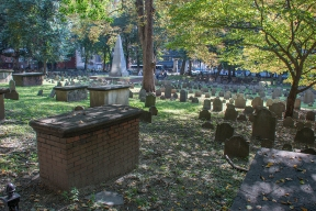 Old Granary Burial Ground 2