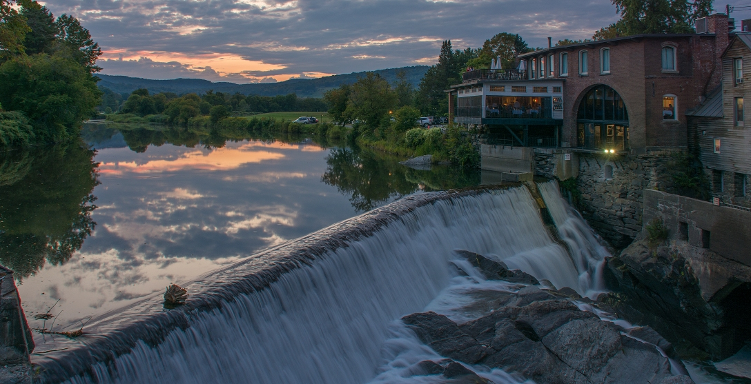Quechee Weir 1