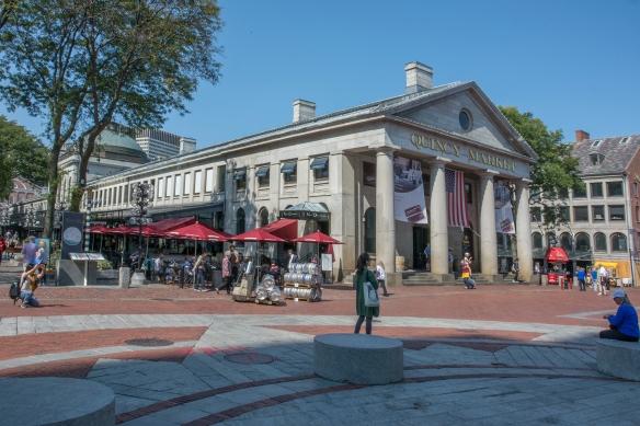 Quincy Market Boston 2